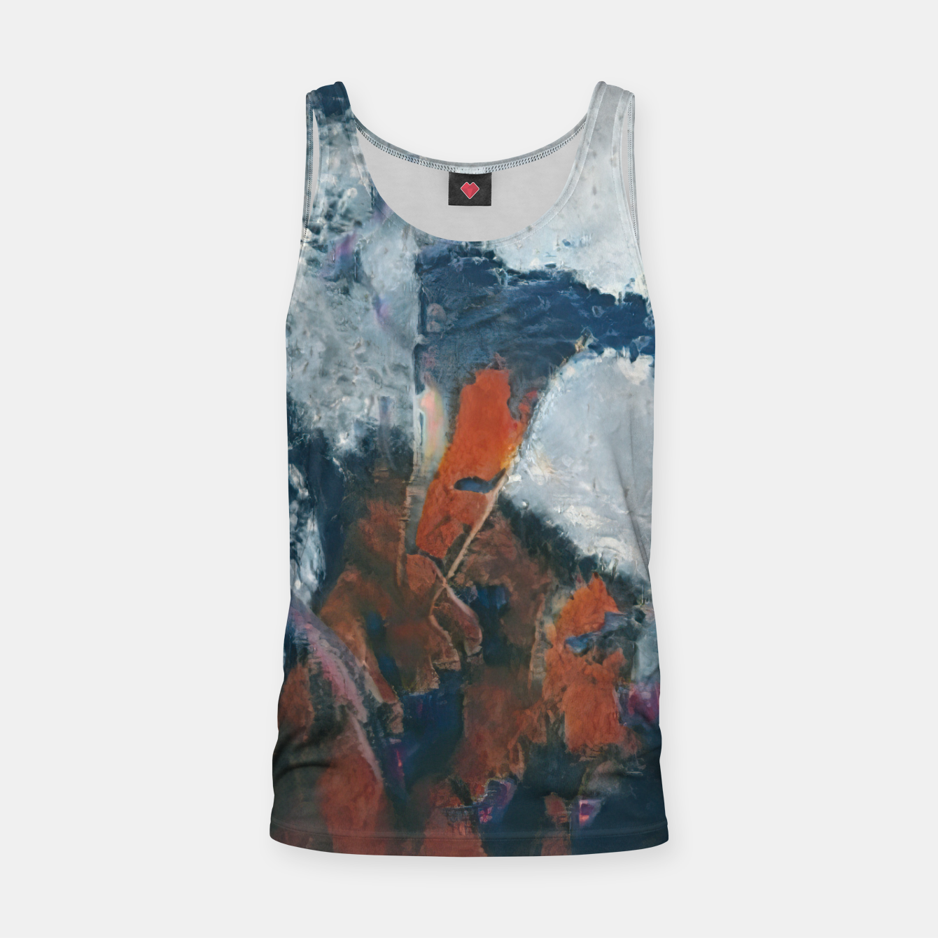 Image of abstract 1 Tank Top - Live Heroes