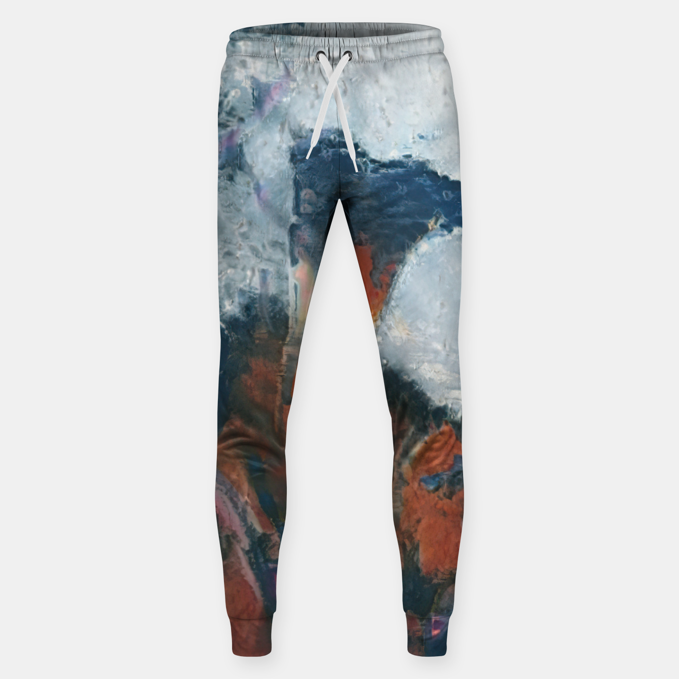 Image of abstract 1 Sweatpants - Live Heroes