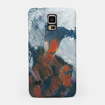Miniaturka abstract 1 Samsung Case, Live Heroes
