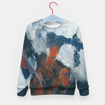 Miniaturka abstract 1 Kid's sweater, Live Heroes