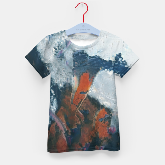 Miniaturka abstract 1 Kid's t-shirt, Live Heroes