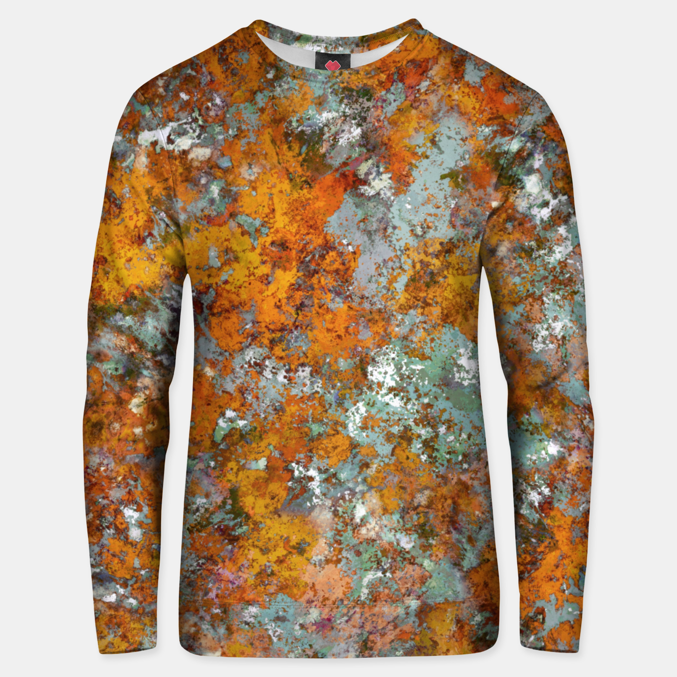 Image of Leaves in the water Unisex sweater - Live Heroes