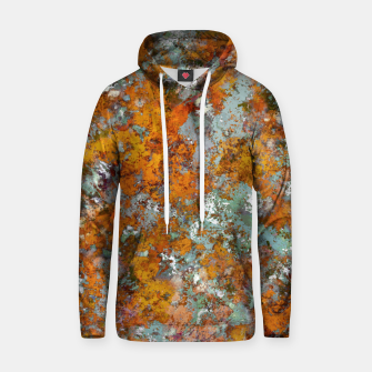 Leaves in the water Hoodie thumbnail image