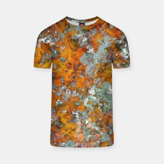 Leaves in the water T-shirt thumbnail image