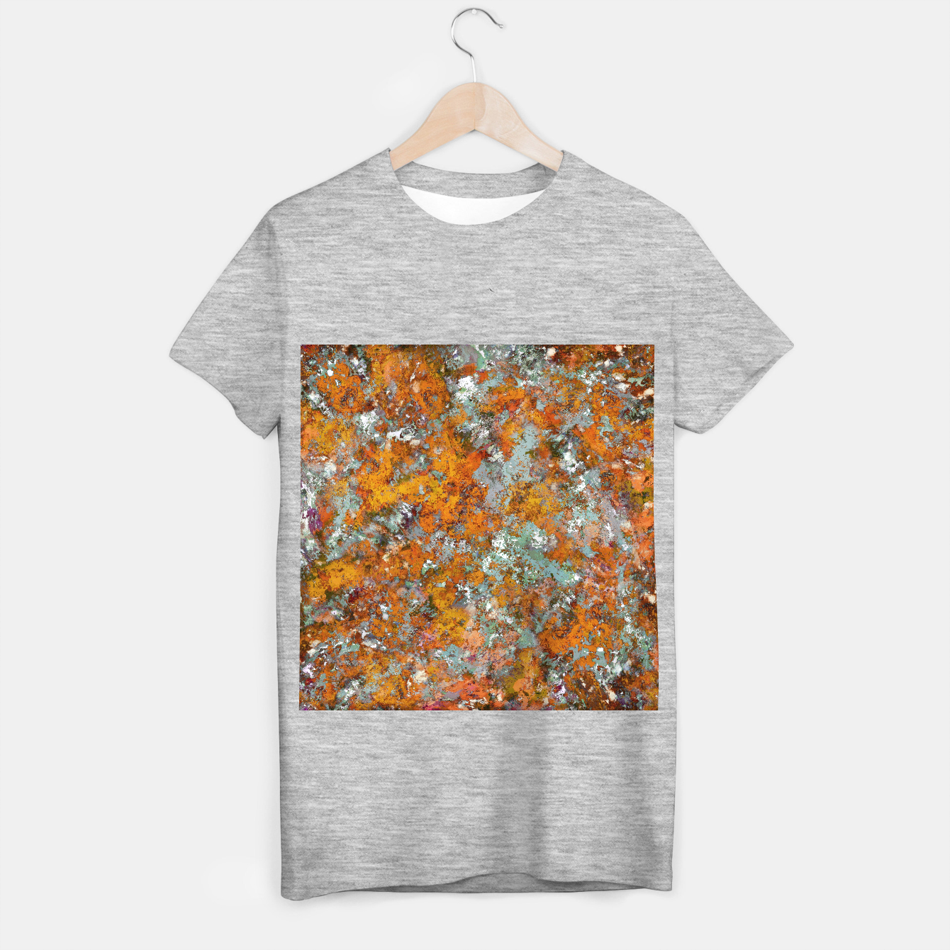 Image of Leaves in the water T-shirt regular - Live Heroes