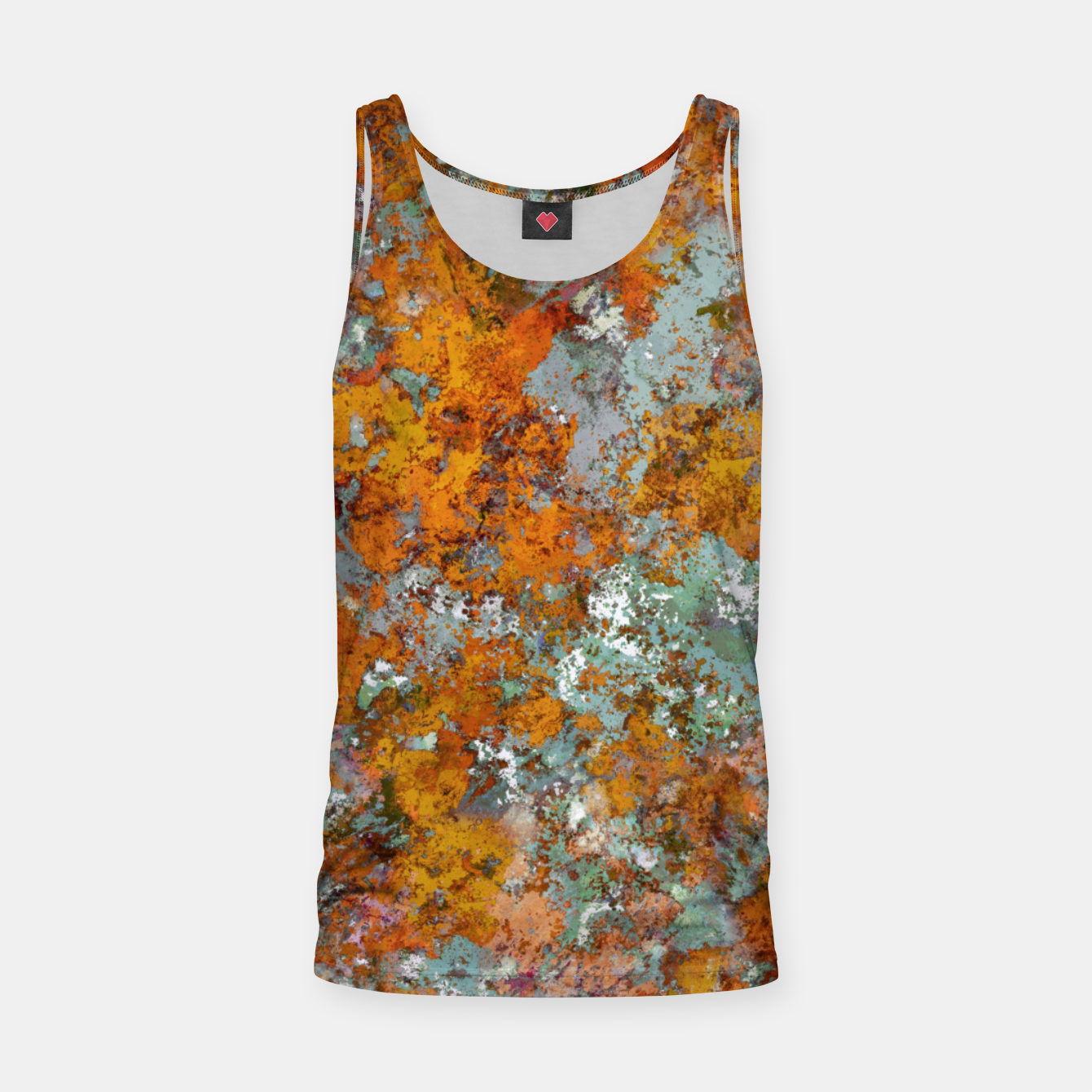 Image of Leaves in the water Tank Top - Live Heroes
