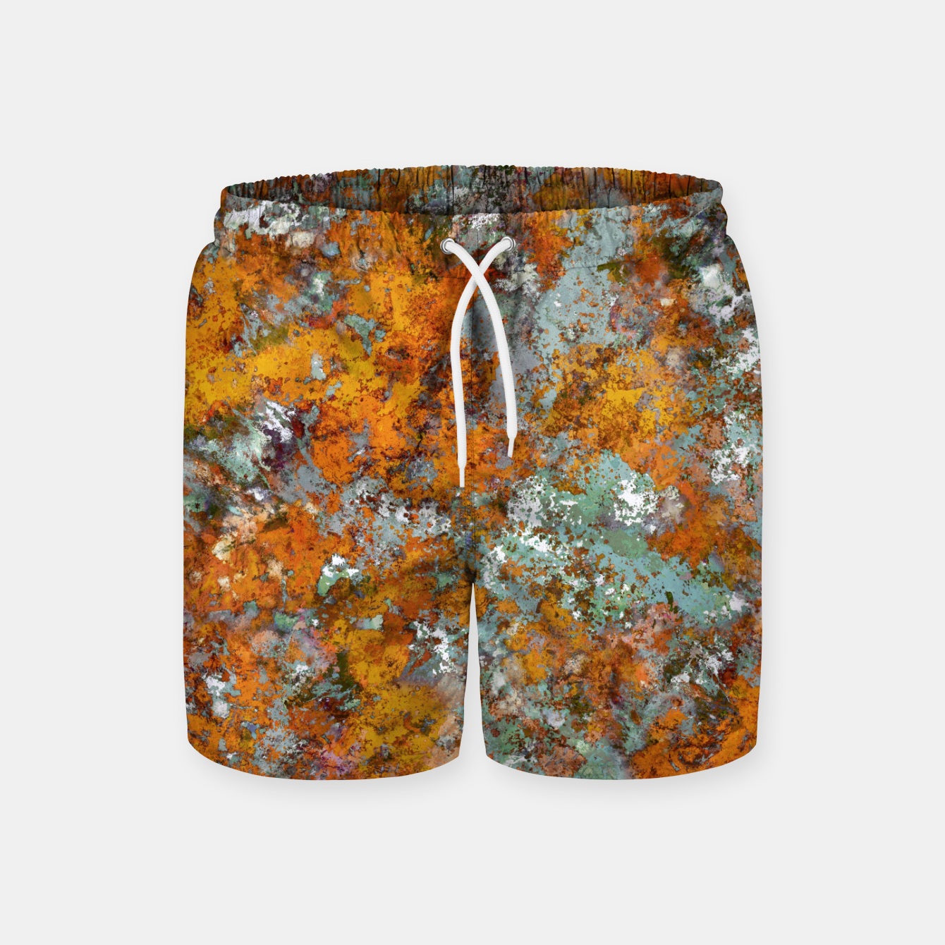 Image of Leaves in the water Swim Shorts - Live Heroes