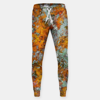 Leaves in the water Sweatpants thumbnail image