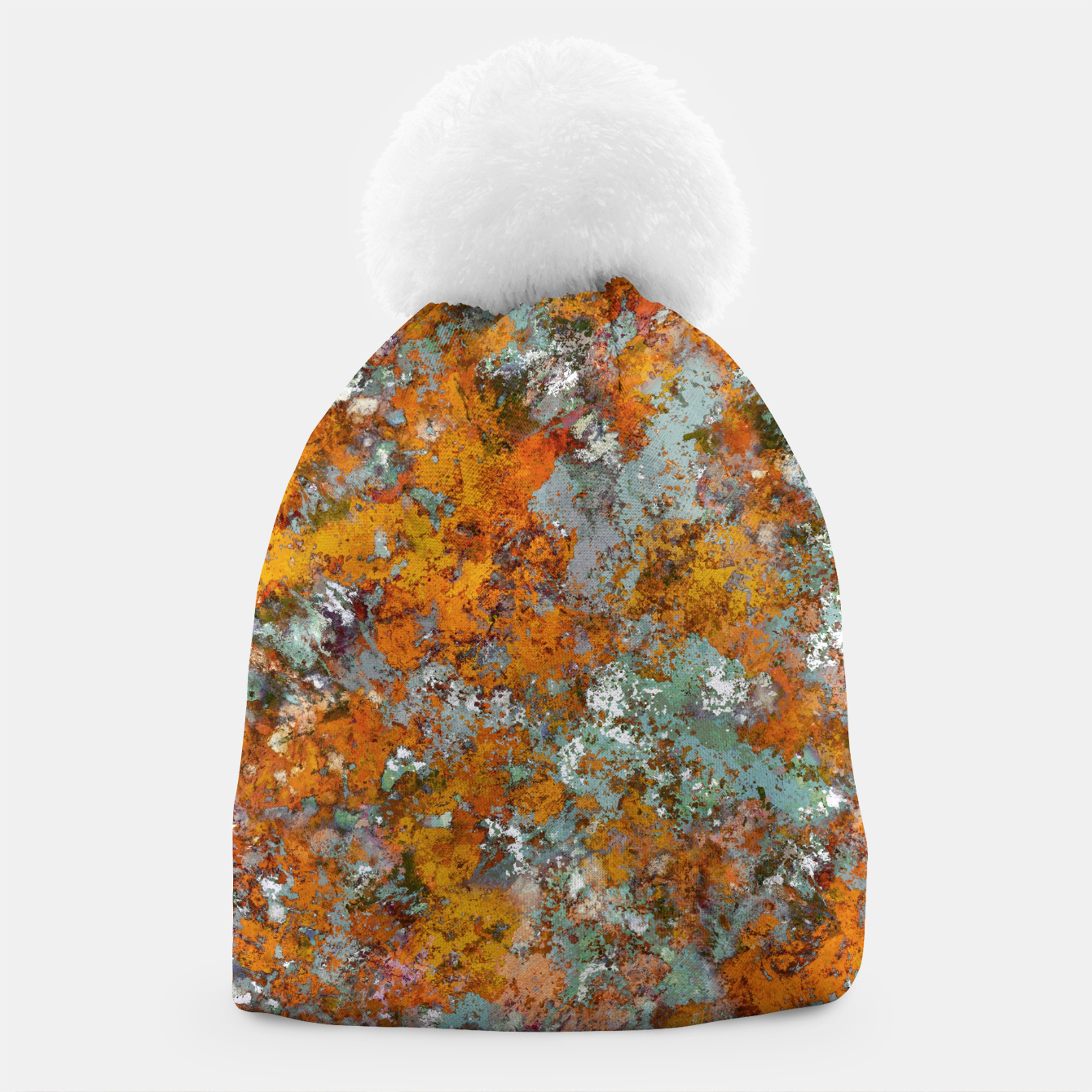 Image of Leaves in the water Beanie - Live Heroes