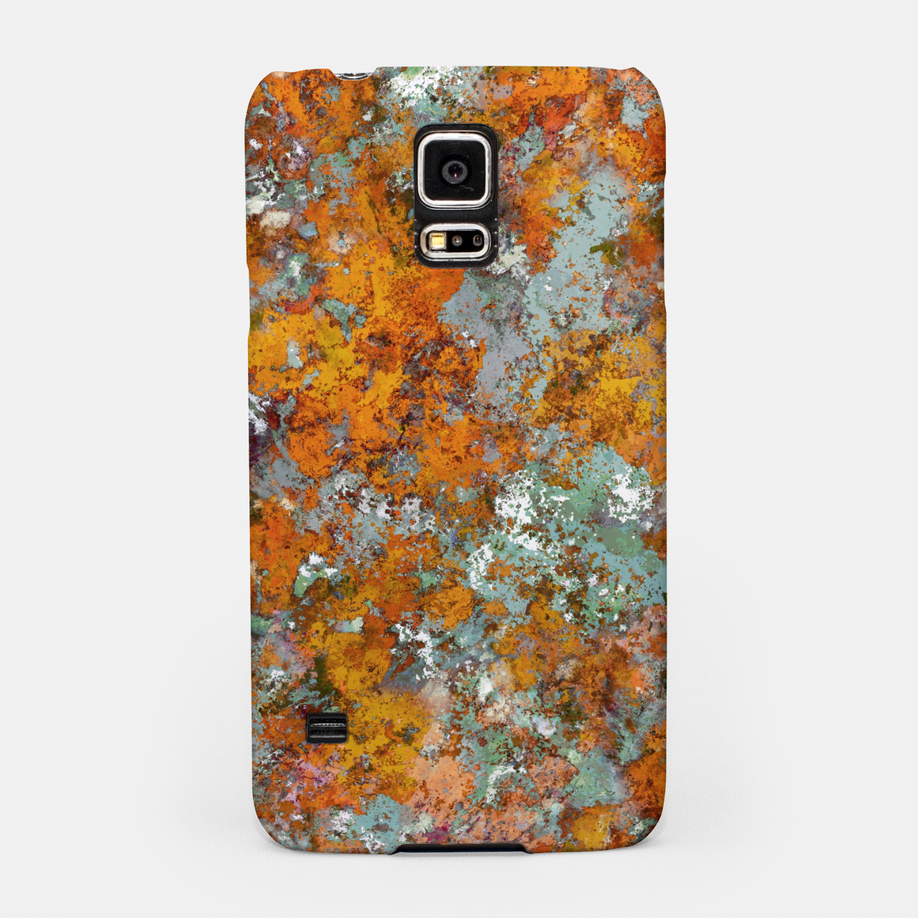 Image of Leaves in the water Samsung Case - Live Heroes
