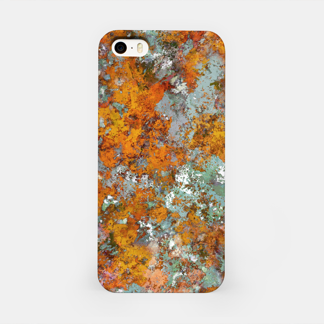 Image of Leaves in the water iPhone Case - Live Heroes