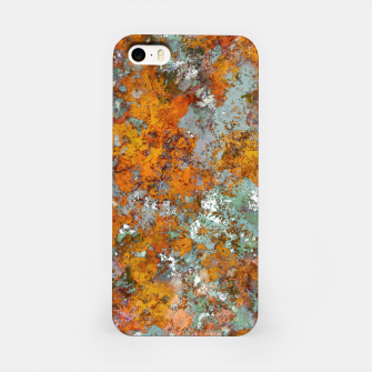 Leaves in the water iPhone Case thumbnail image
