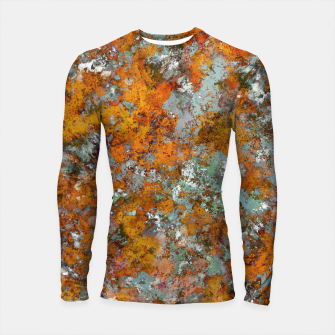 Leaves in the water Longsleeve rashguard  thumbnail image