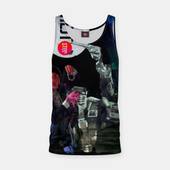 Thumbnail image of hejt stop Tank Top, Live Heroes