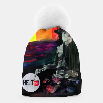 Thumbnail image of hejt stop Beanie, Live Heroes