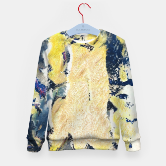 Thumbnail image of abstract 2 Kid's sweater, Live Heroes