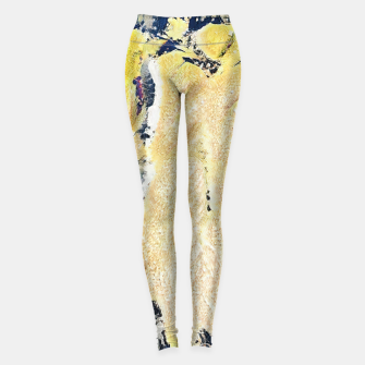 Thumbnail image of abstract 2 Leggings, Live Heroes