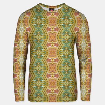 Thumbnail image of Vintage Ornate Geometric Pattern Unisex sweater, Live Heroes