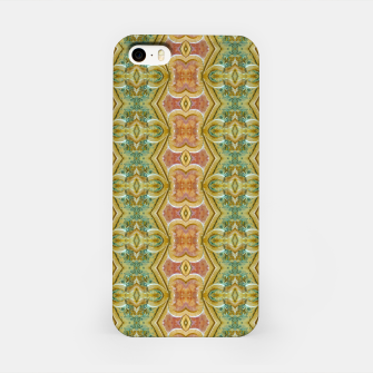 Miniaturka Vintage Ornate Geometric Pattern iPhone Case, Live Heroes