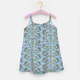 Thumbnail image of Retro old fashion  Vestido para niñas, Live Heroes
