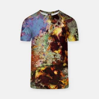 Elegantly eroded T-shirt thumbnail image