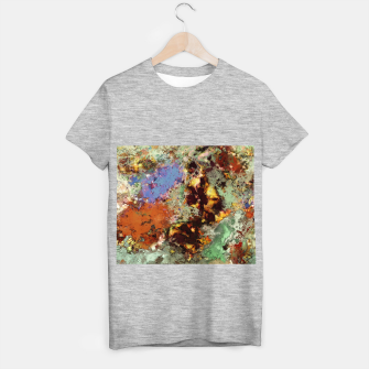 Elegantly eroded T-shirt regular thumbnail image