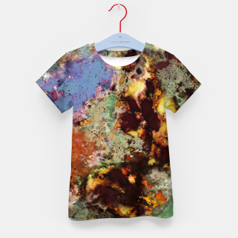 Elegantly eroded Kid's t-shirt thumbnail image