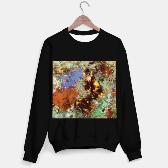 Thumbnail image of Elegantly eroded Sweater regular, Live Heroes