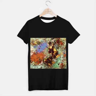 Thumbnail image of Elegantly eroded T-shirt regular, Live Heroes