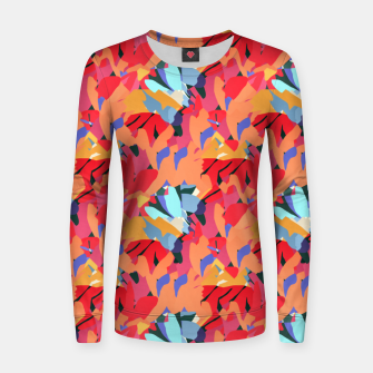 Miniatur Where Flowers Blossom, So Does Hope. #painting #abstract Women sweater, Live Heroes