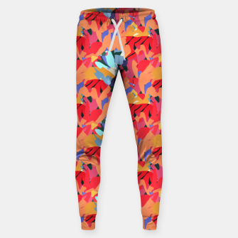 Imagen en miniatura de Where Flowers Blossom, So Does Hope. #painting #abstract Sweatpants, Live Heroes