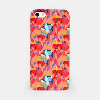 Thumbnail image of Where Flowers Blossom, So Does Hope. #painting #abstract iPhone Case, Live Heroes