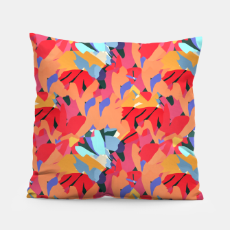 Miniaturka Where Flowers Blossom, So Does Hope. #painting #abstract Pillow, Live Heroes