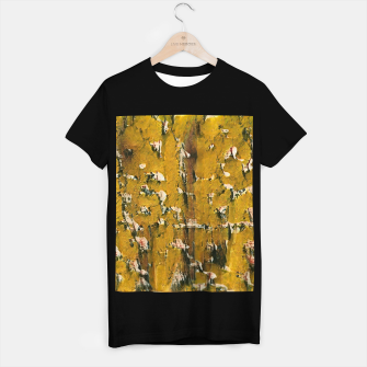 abstract 3 T-shirt regular obraz miniatury