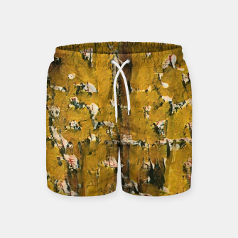 Thumbnail image of abstract 3 Swim Shorts, Live Heroes