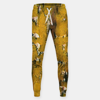 Thumbnail image of abstract 3 Sweatpants, Live Heroes