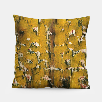 Thumbnail image of abstract 3 Pillow, Live Heroes