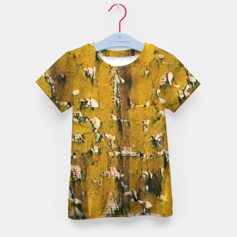 abstract 3 Kid's t-shirt obraz miniatury
