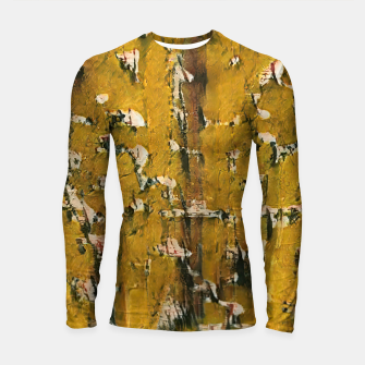 Thumbnail image of abstract 3 Longsleeve rashguard , Live Heroes