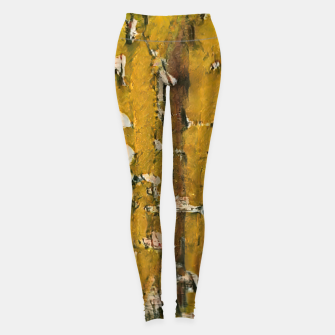 Miniaturka abstract 3 Leggings, Live Heroes
