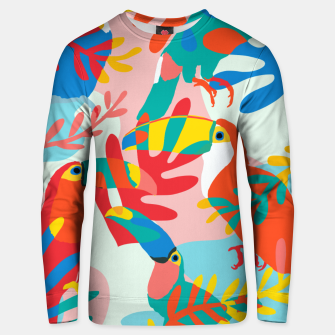Thumbnail image of Tou'Can Do it Unisex sweater, Live Heroes
