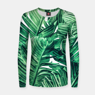 Miniaturka Tropical State of Mind  Women sweater, Live Heroes