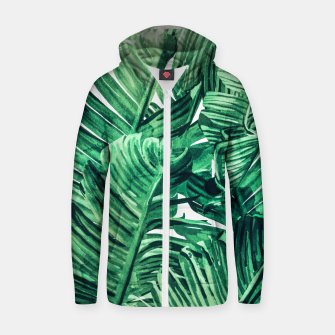 Miniaturka Tropical State of Mind  Zip up hoodie, Live Heroes