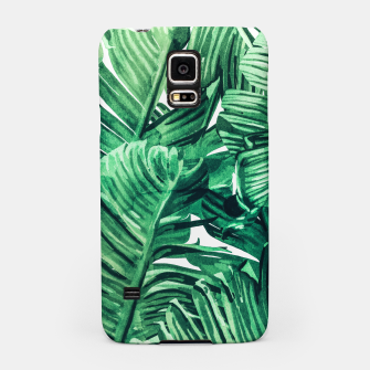 Miniaturka Tropical State of Mind  Samsung Case, Live Heroes