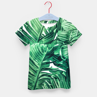 Thumbnail image of Tropical State of Mind  Kid's t-shirt, Live Heroes