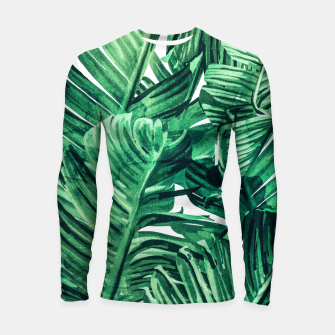 Thumbnail image of Tropical State of Mind  Longsleeve rashguard , Live Heroes