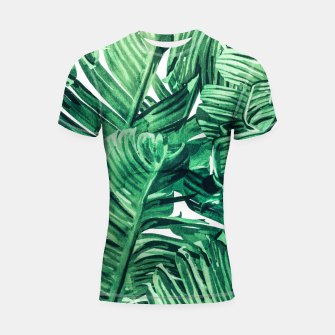 Thumbnail image of Tropical State of Mind  Shortsleeve rashguard, Live Heroes