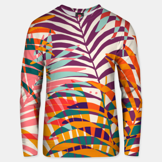 Thumbnail image of Find Me Under The Palms Unisex sweater, Live Heroes