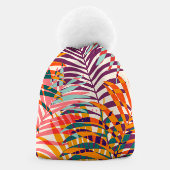 Thumbnail image of Find Me Under The Palms Beanie, Live Heroes