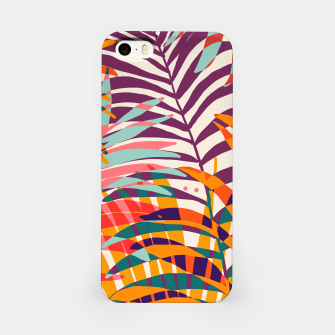 Thumbnail image of Find Me Under The Palms iPhone Case, Live Heroes